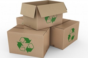 Reciclar cartón ecocrea